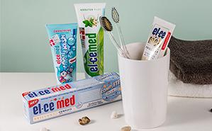 el-cemed 牙膏